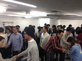 2013 トークラボ渋谷 忘年会