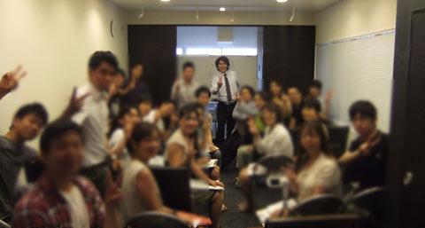 話し方教室 TALK LAB(トークラボ)受講生の皆さんと
