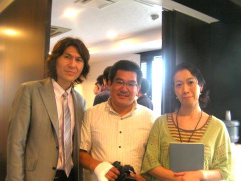 SOLAの三浦さんと中島さん