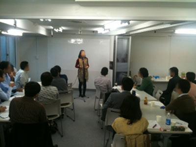 話し方教室 トークラボ 渋谷本校 初イベント