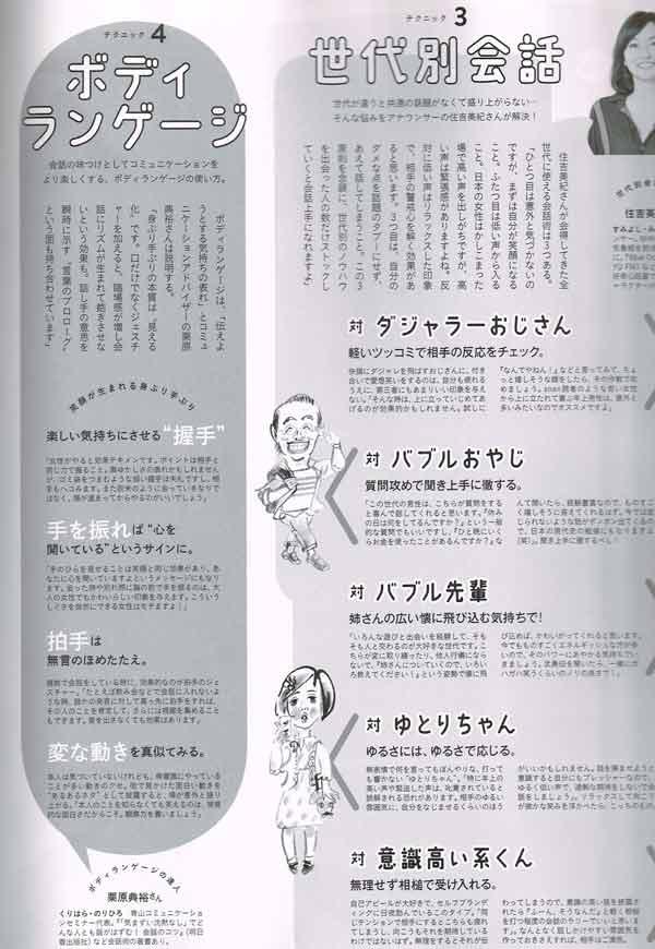 雑誌 anan (アンアン)栗原典裕掲載記事