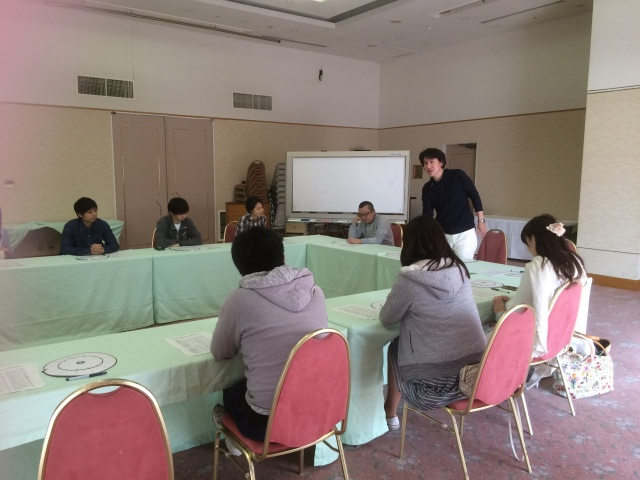 話し方教室トークラボ、ゴールデンウィーク八ヶ岳合宿セミナー